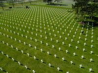 Normandy US cemetery
