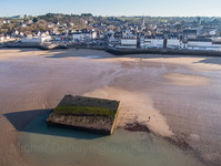 Gold Beach, Arromanches,